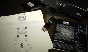 Review: Escape from the Aliens in Outer Space