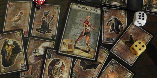 Review: The Pyramid of Horus