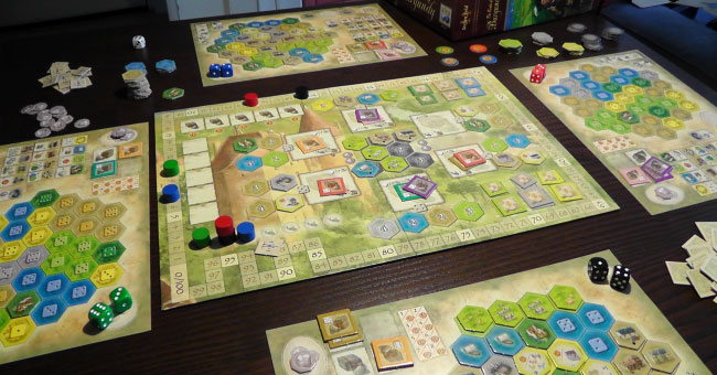 Review: The Castles of Burgundy