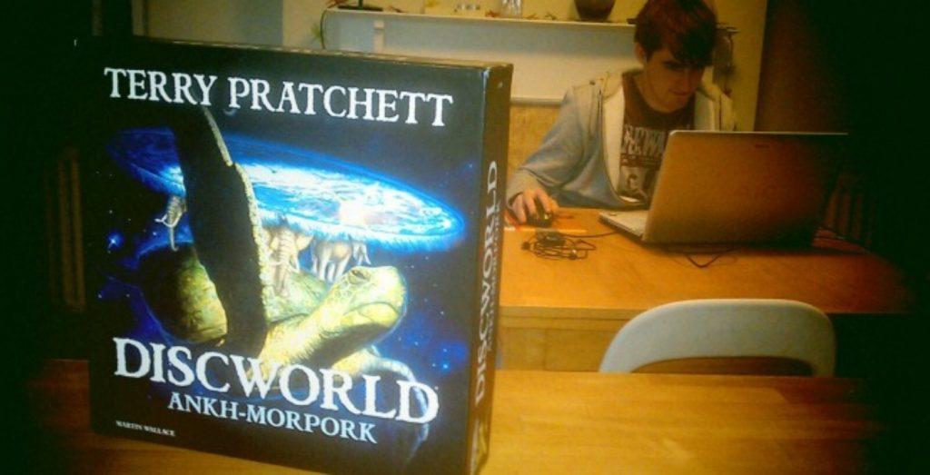 Review: Discworld - Ankh Morpork