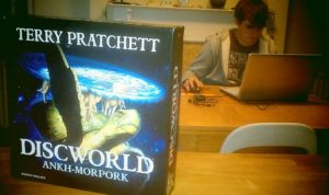 Review: Discworld - Ankh Morpork