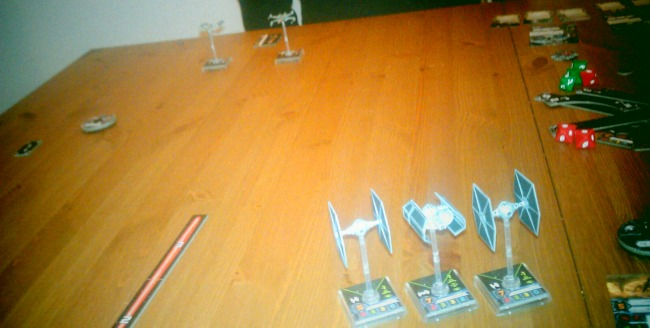 Review: Star Wars: X-Wing Miniatures Game