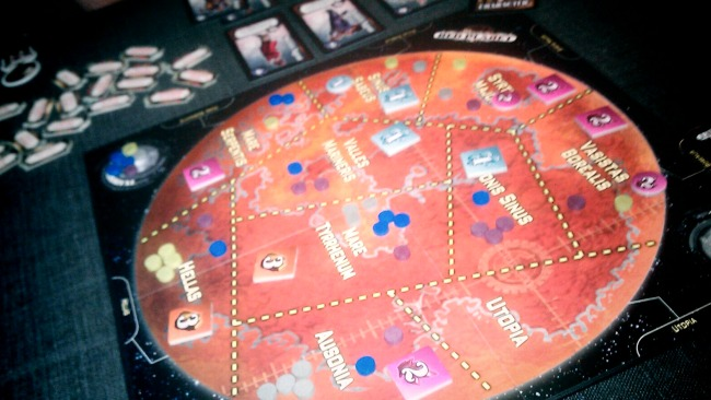 Review: Mission- Red Planet