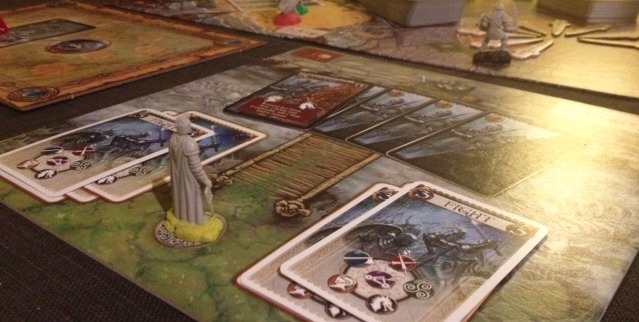 Review: Shadows over Camelot