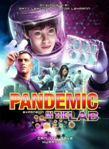 Pandemic. Pandemic: In the Lab