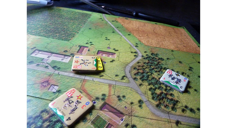 Conflict of Heroes games