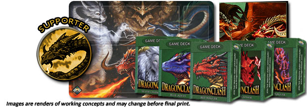 Dragon Clash