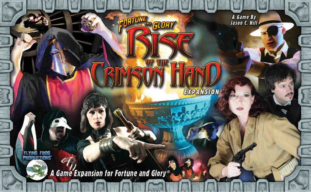 Fortune & Glory: Order of the Crimson Hand