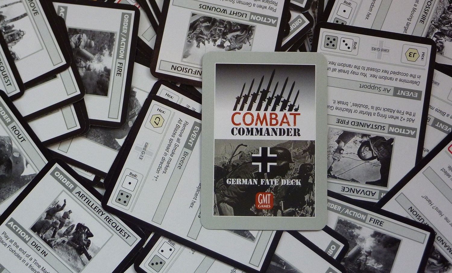 Review: Combat Commander