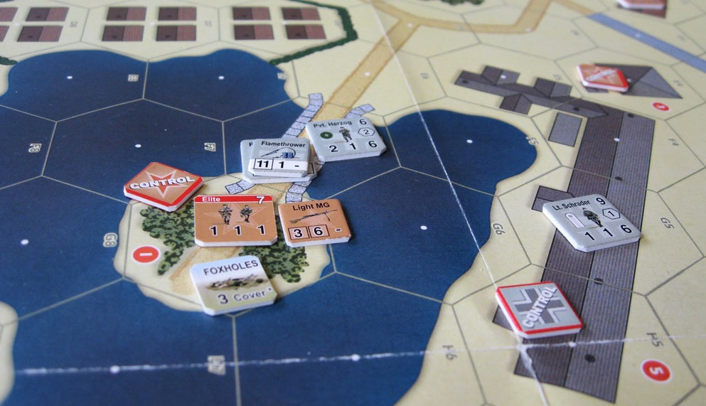 Review: Combat Commander