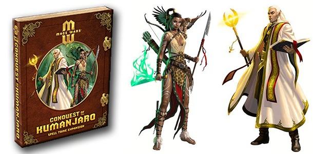 Mage Wars: CONQUEST OF KUMANJARO