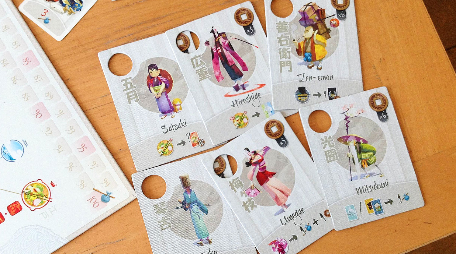 Review: Tokaido