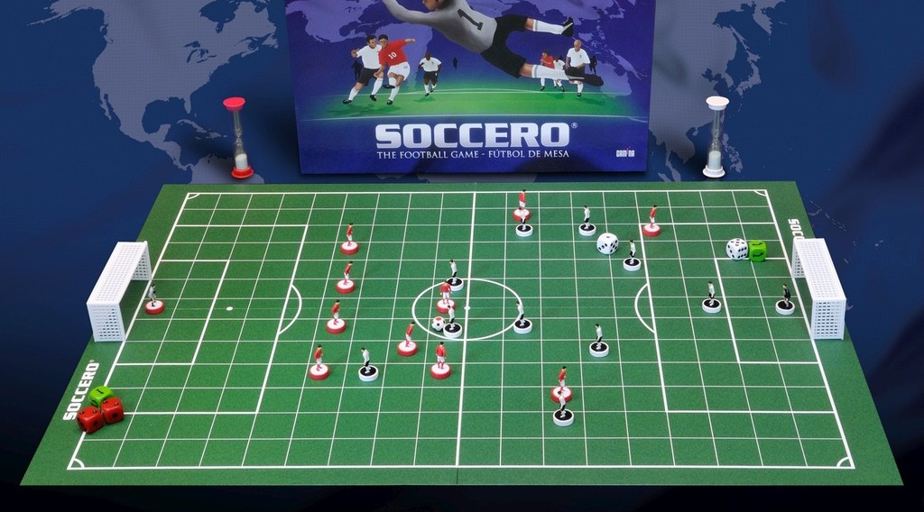 Soccero: Second Edition