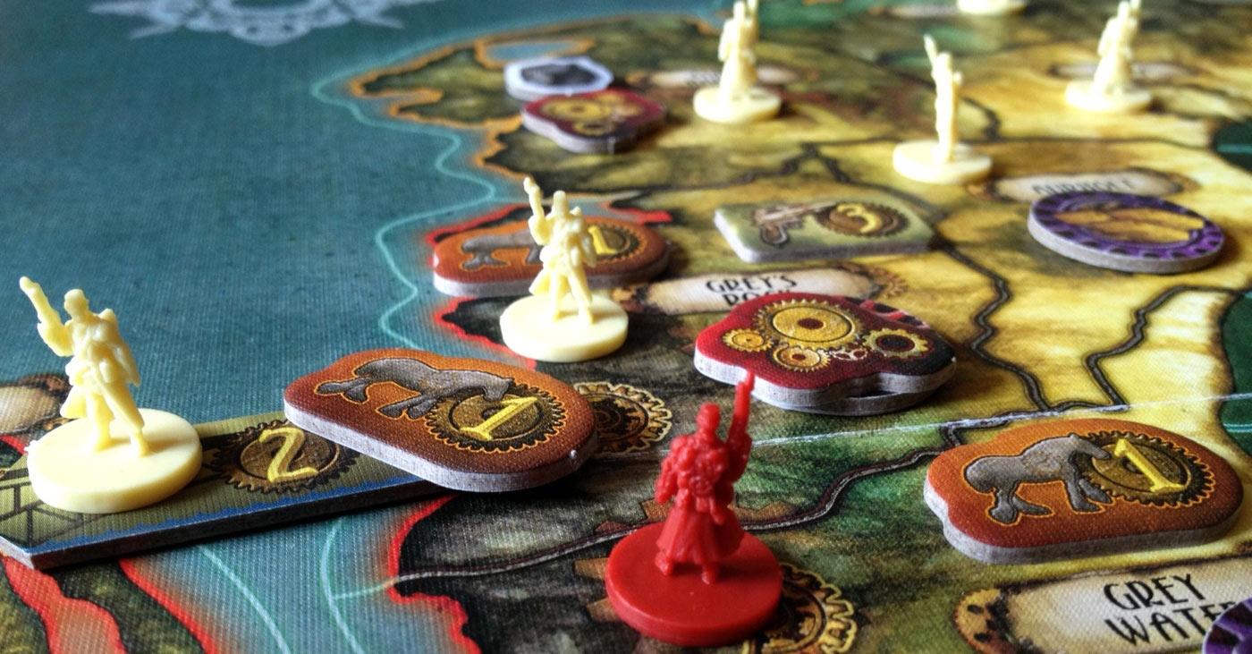 Review: Gearworld: The Borderlands