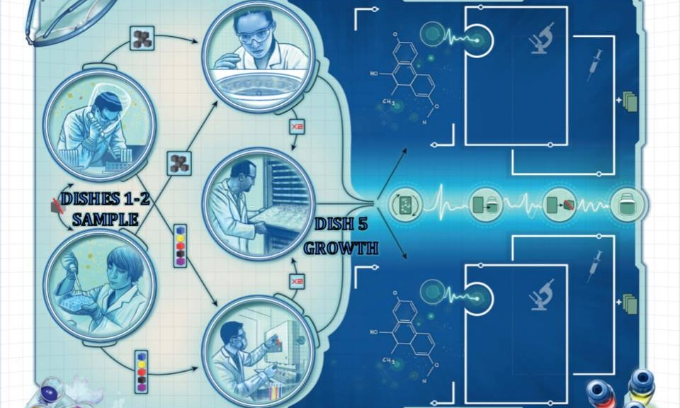 Lab expansion for Pandemic