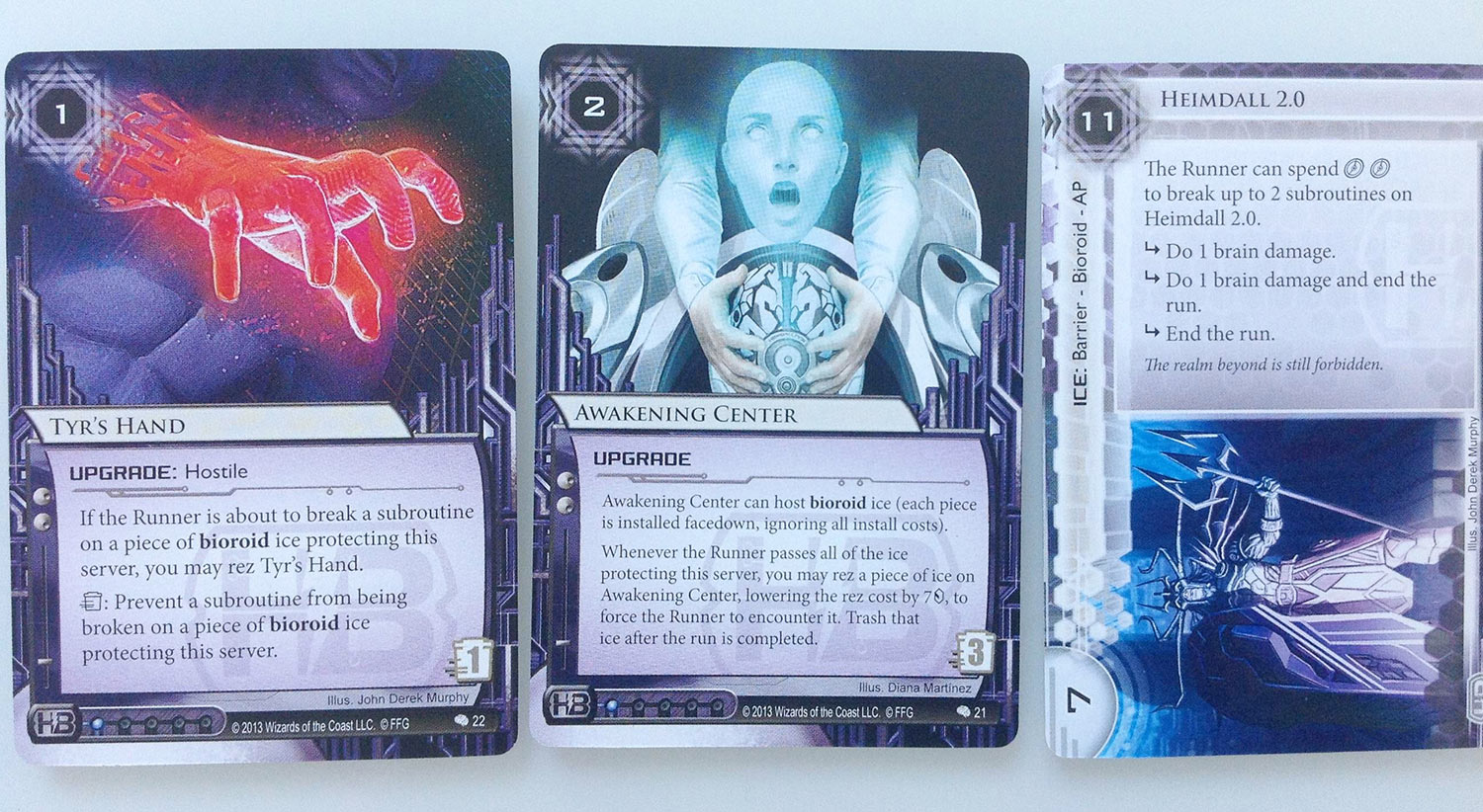 Review: Netrunner - Creation and Control