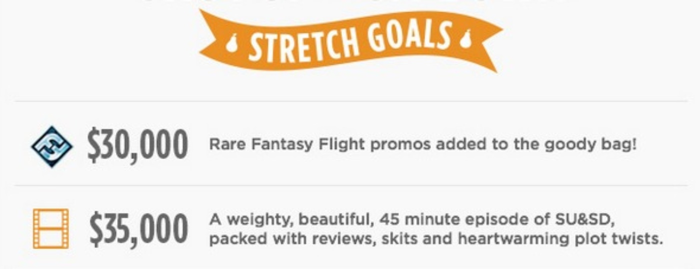 Autumn Pledge Season Stretch Goals!