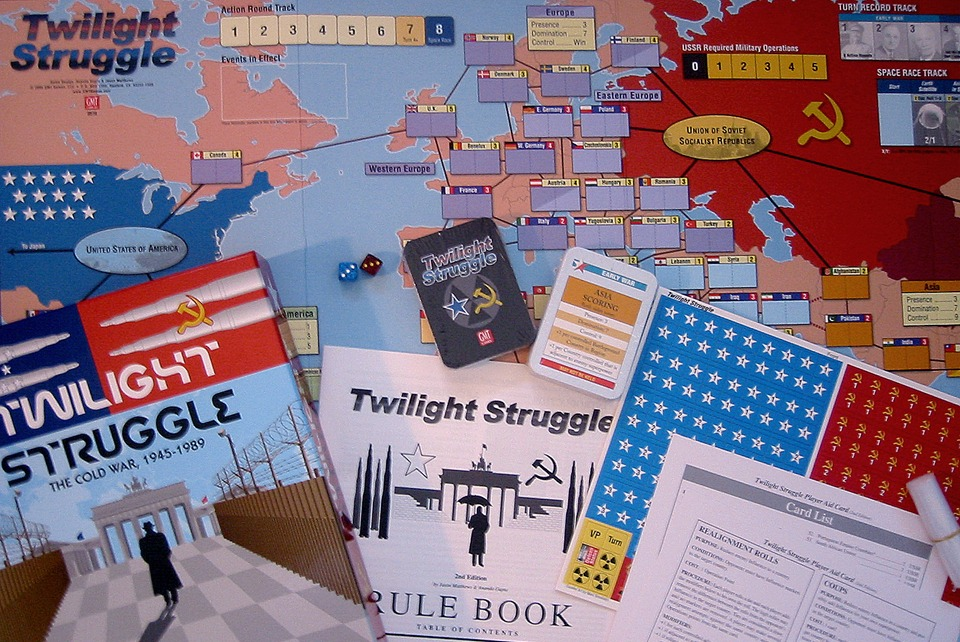 Review: Twilight Struggle