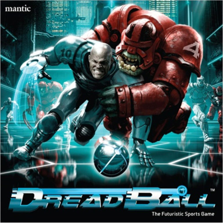 DreadBall: The Futuristic Sports Games