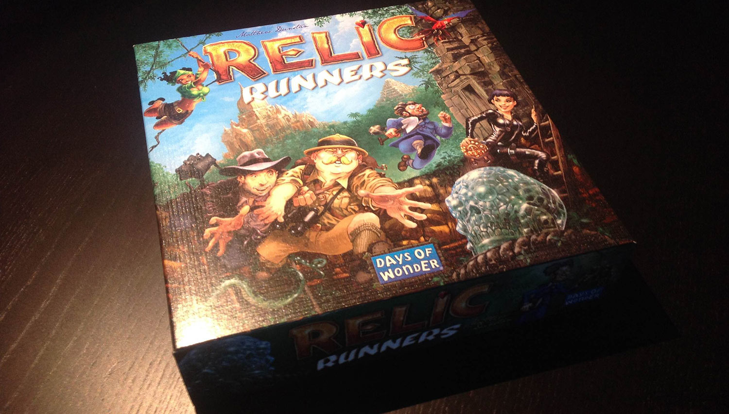 Review: Relic Runners