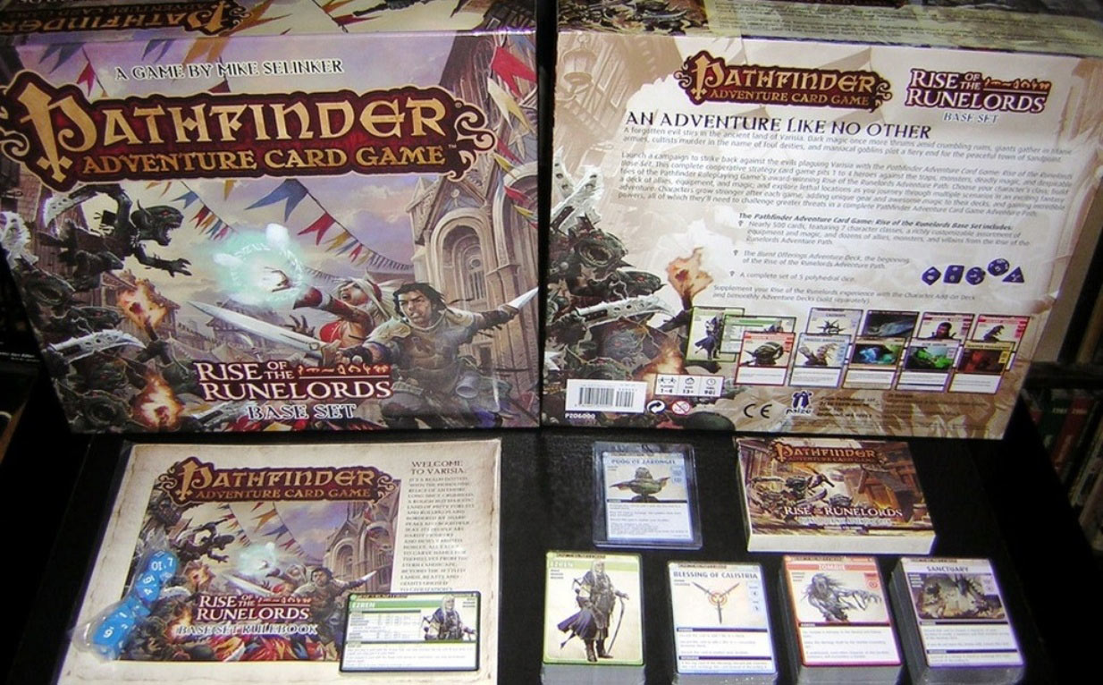 Review: Pathfinder Adventure Card Game
