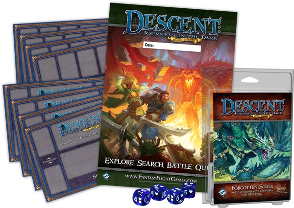 Descent Game Night Kits