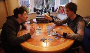 SU&SD Play... Android: Netrunner