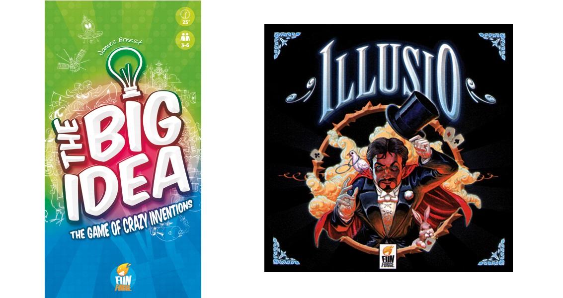 The Big Idea and Illusio stateside