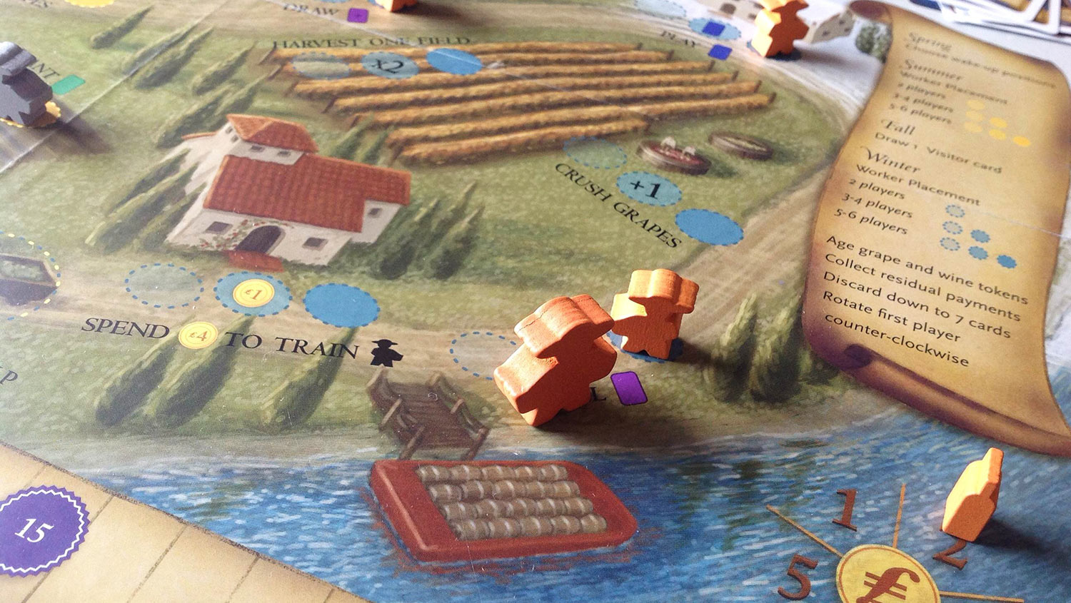 Review: Viticulture