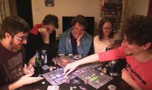 SU&SD Play... Wiz-War and Malefic Curses!