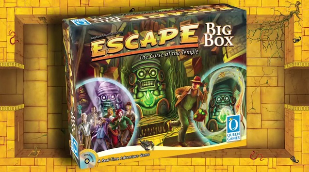 Escape: The Curse of the Temple Kickstarter