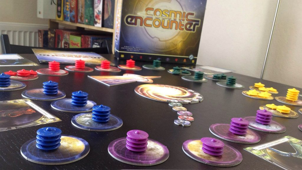 Eurogamer Review: Cosmic Encounter