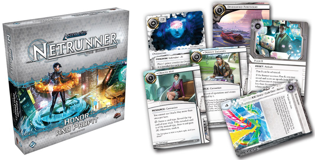 Netrunner big box expansion, Honor & Profit