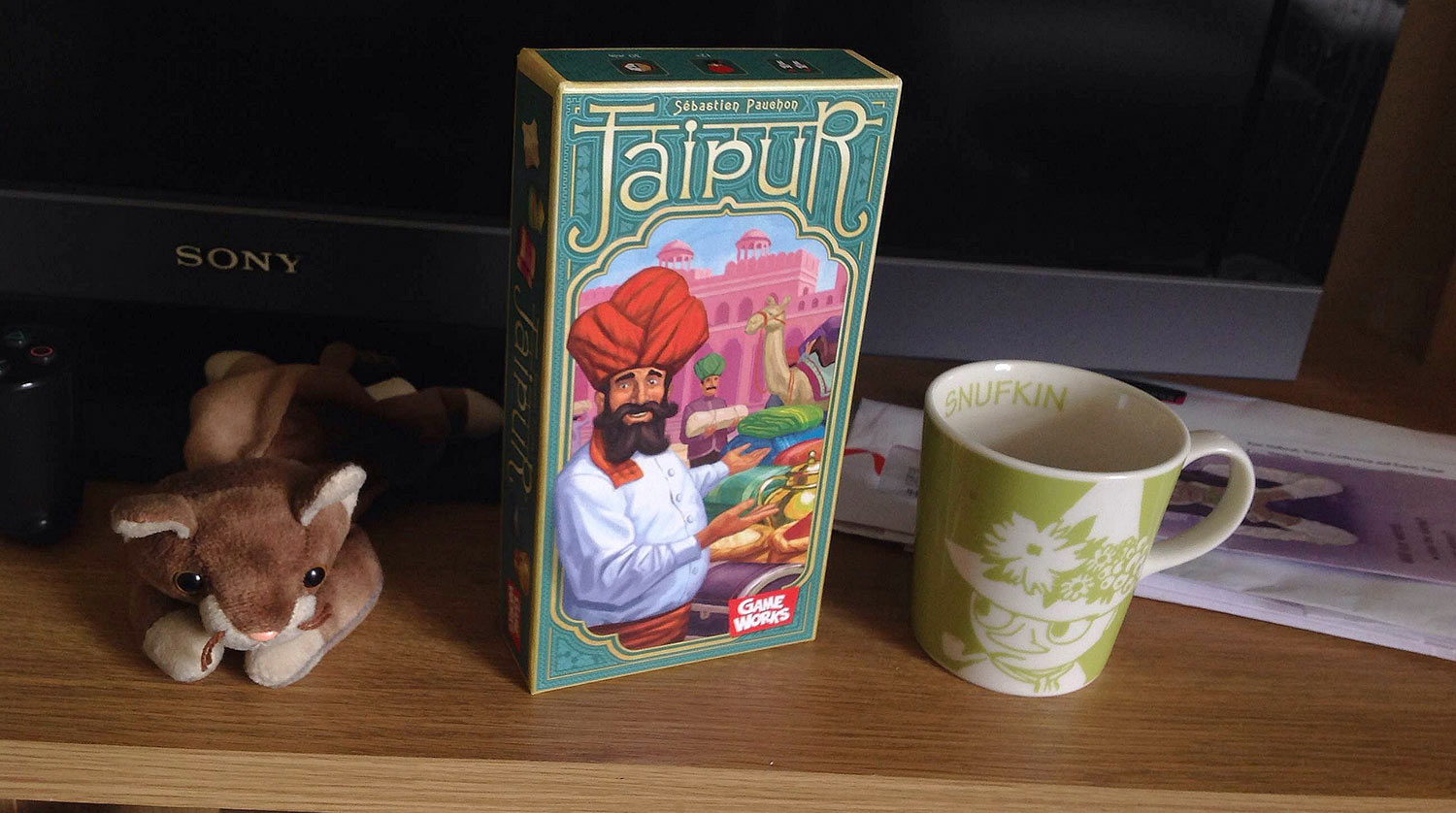 Review: Jaipur