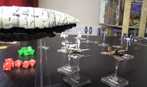Review: The X-Wing Miniatures Game