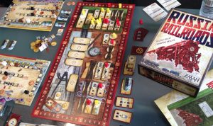 Review: Russian Railroads