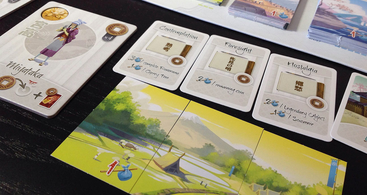 Review: Tokaido: Crossroads