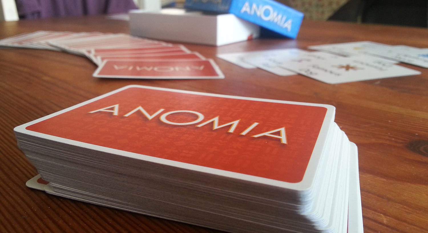 Review: Anomia