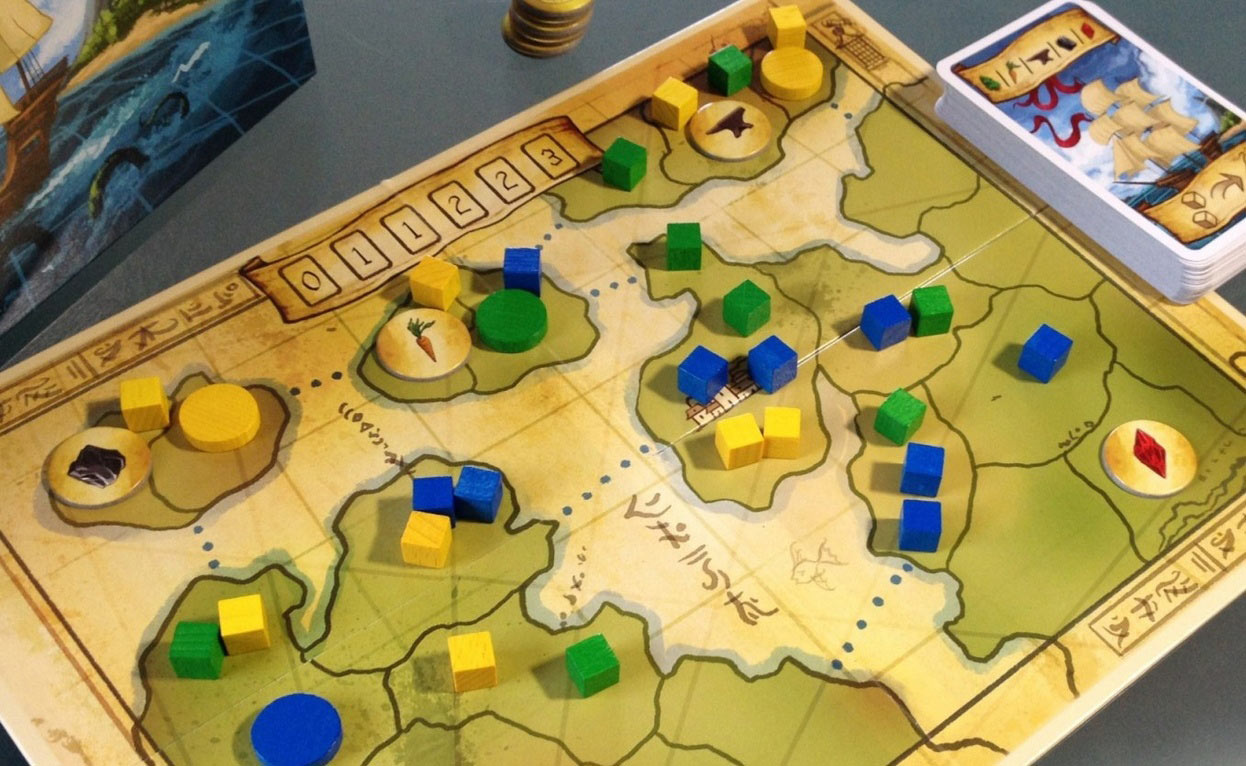 Review: Eight-Minute Empire