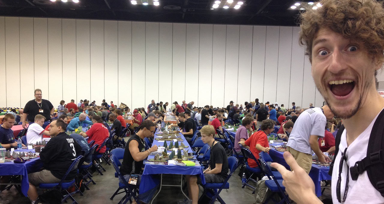 Paul's Thank You for Gen Con