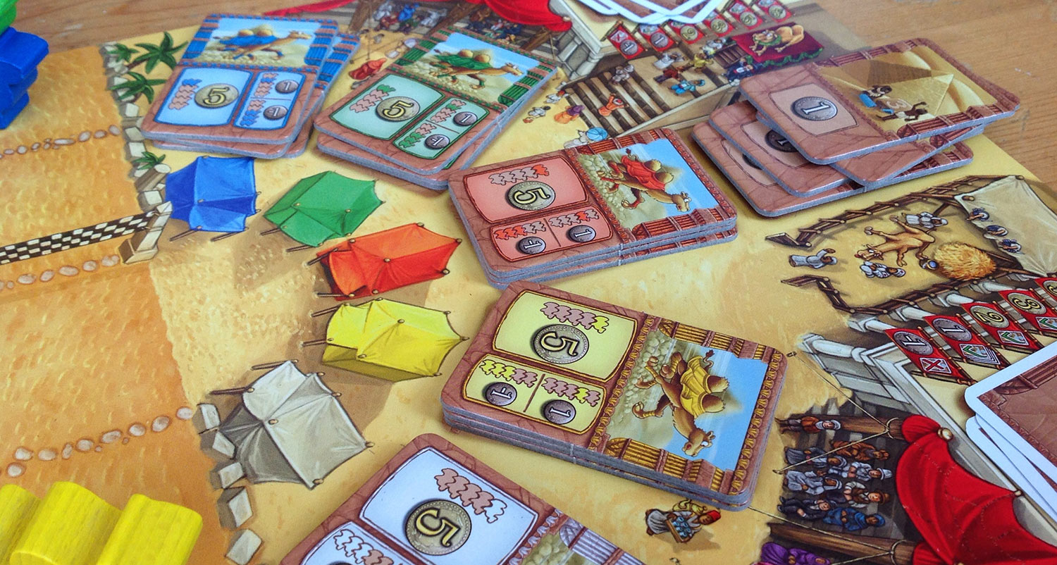 Review: Camel Up