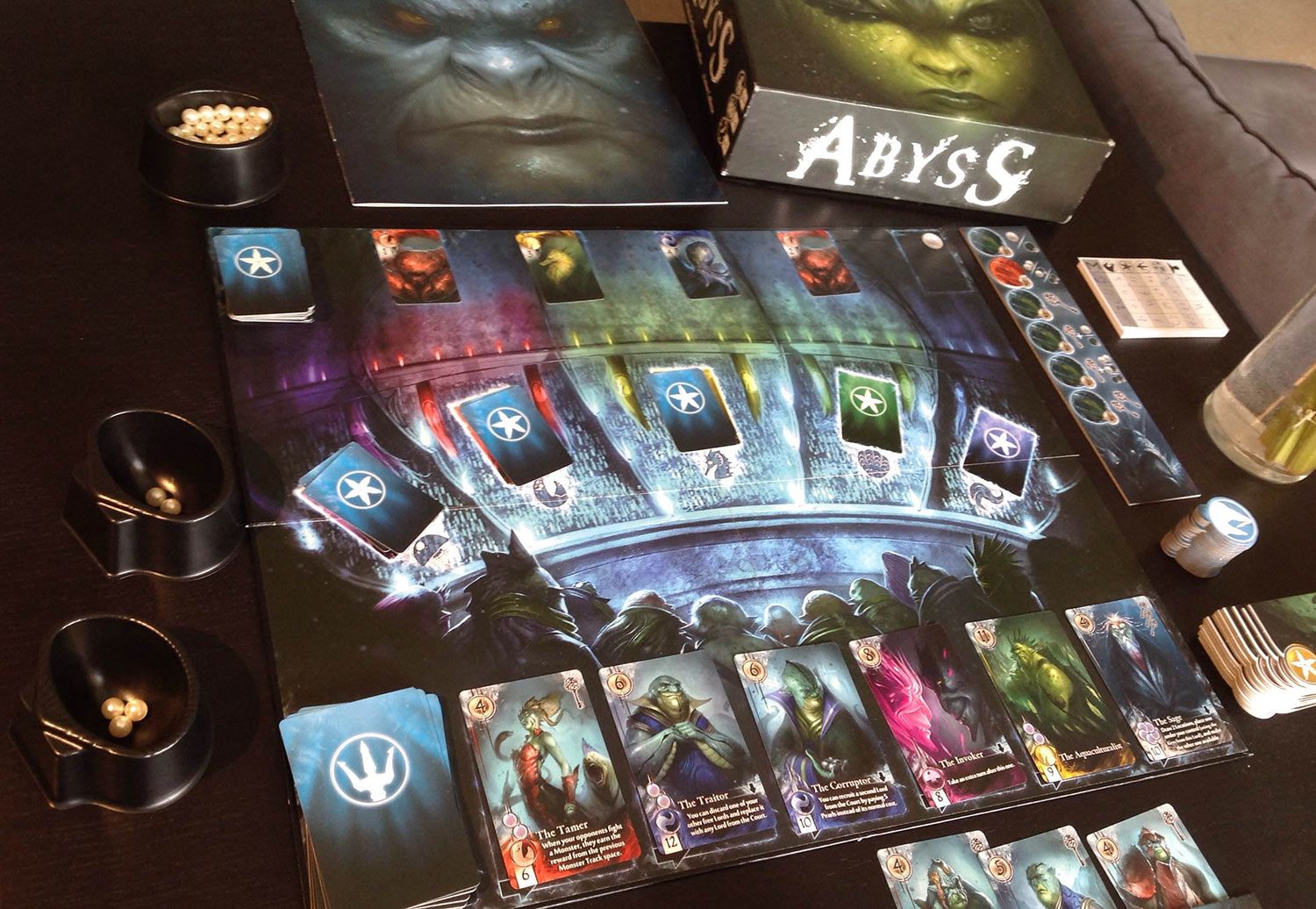 Review: Abyss