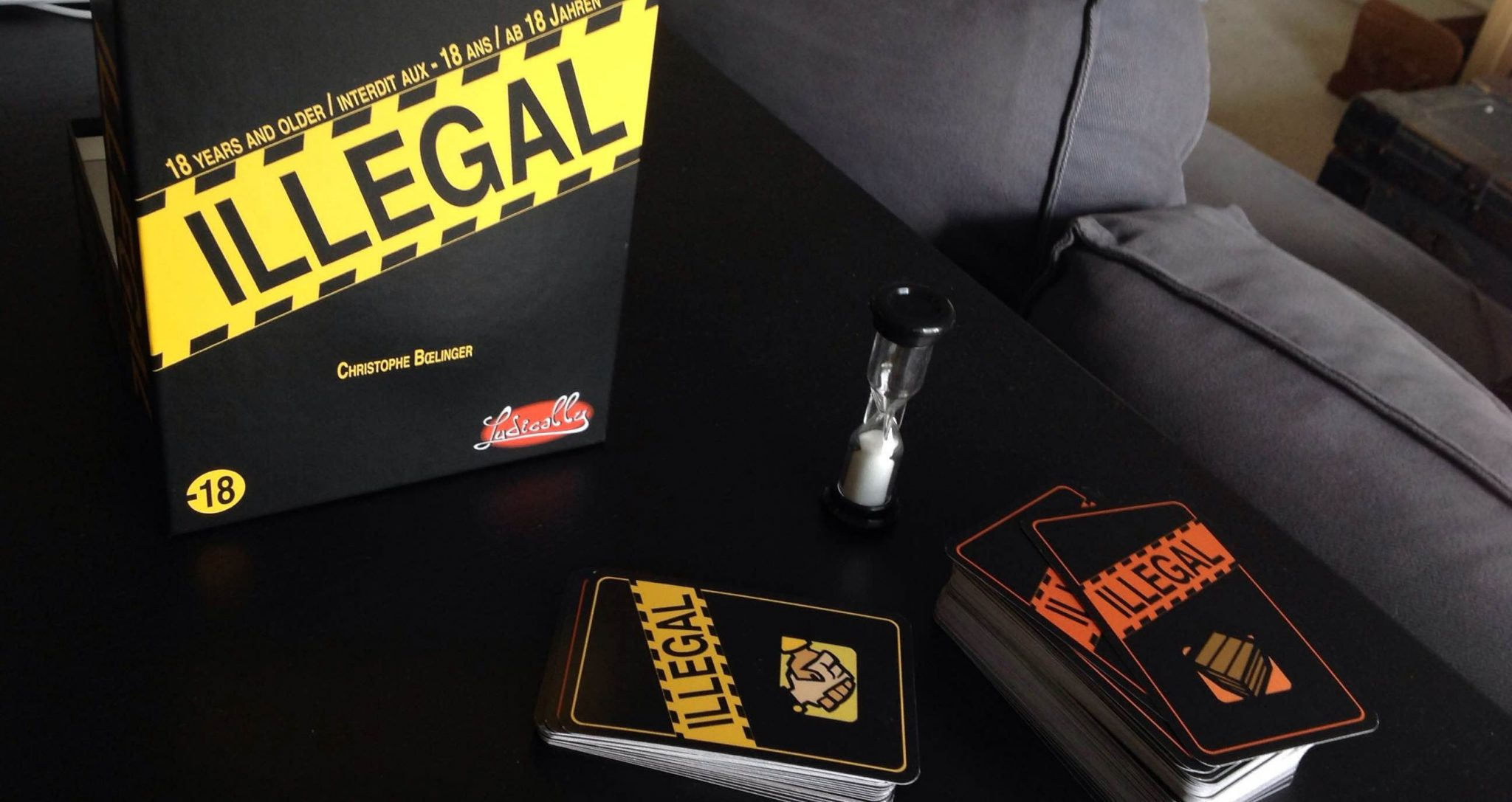 Review: Illegal