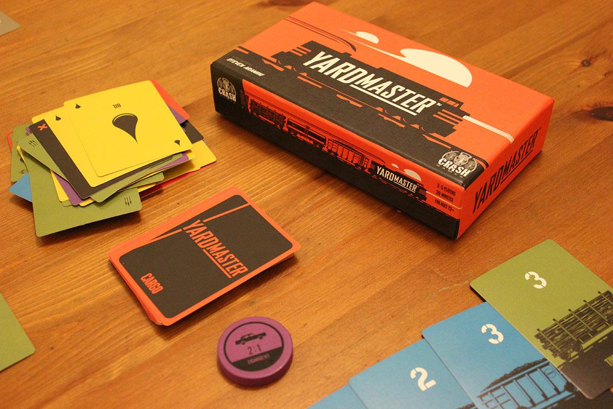 Review: Paradise Fallen & Yardmaster