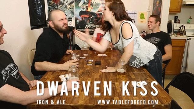 Dwarven Kiss