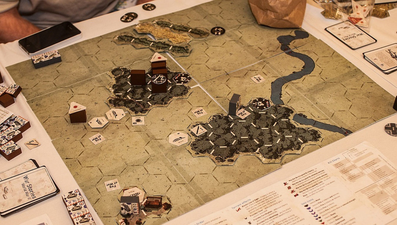 Review: War Stories