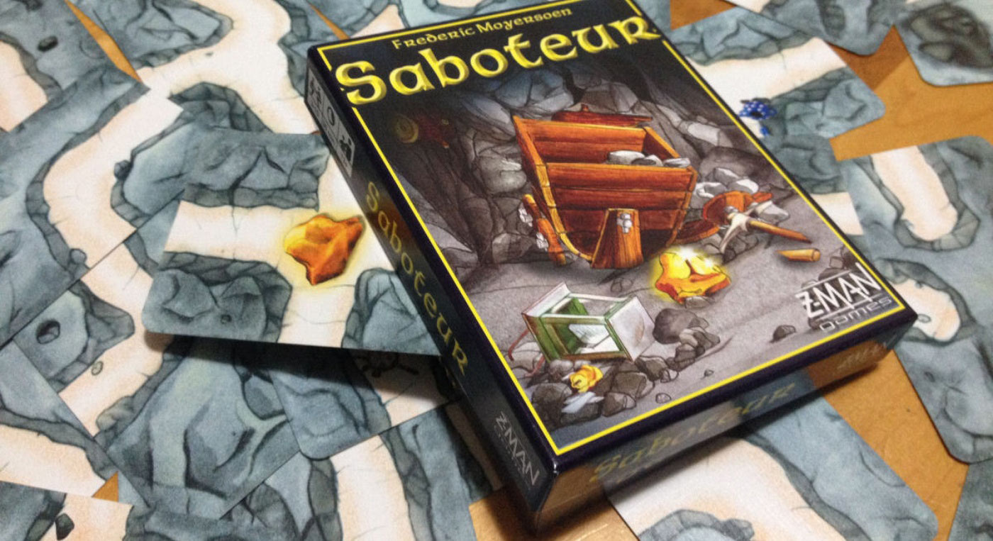 Review: Saboteur