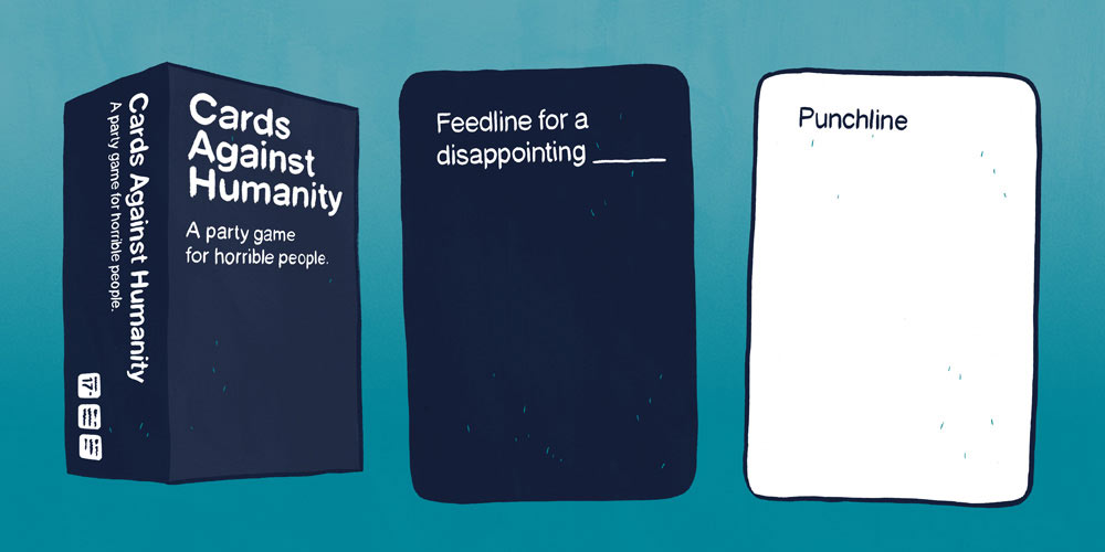 Sexual terms cards against humanity meanings