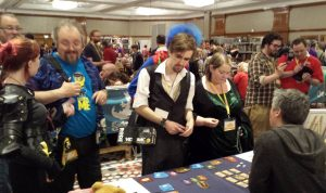 Hot Previews from the UK Games Expo!