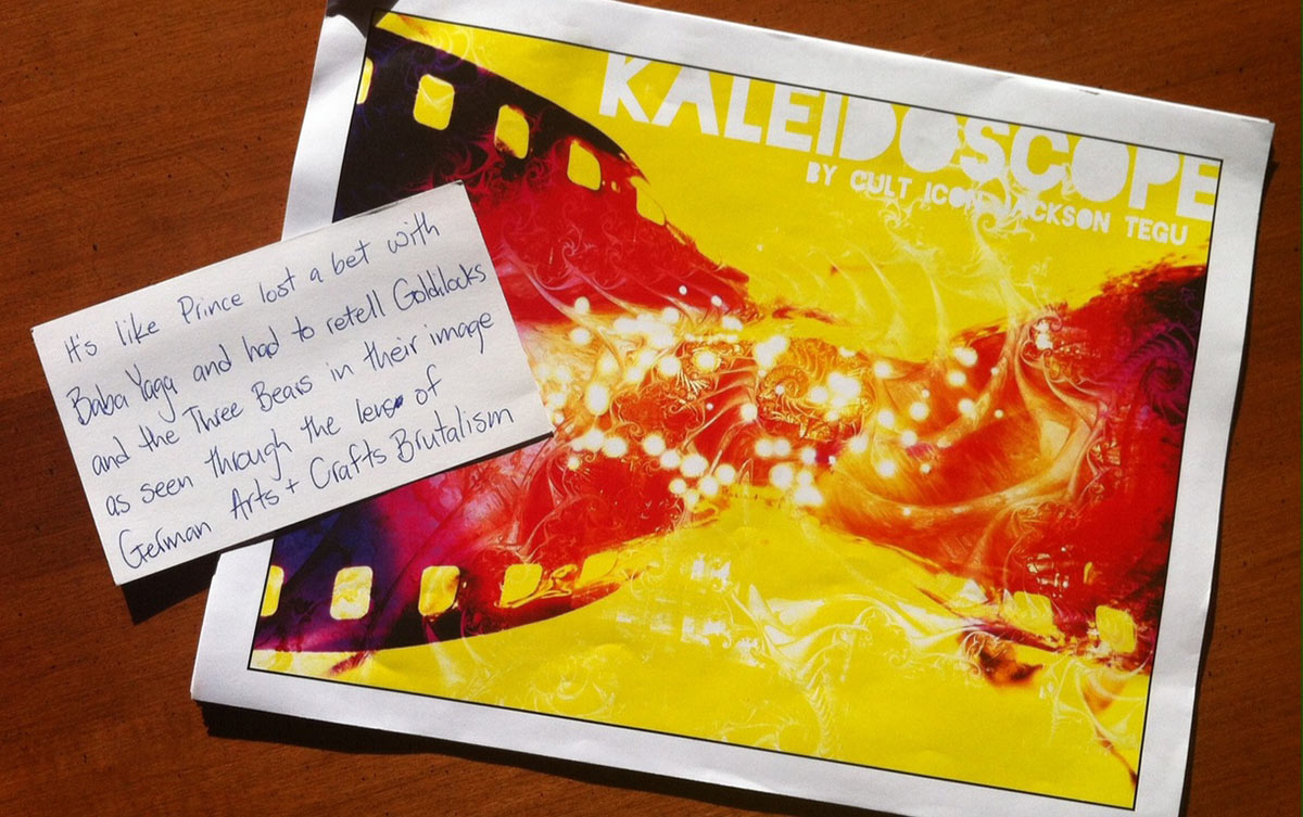 RPG review: Kaleidoscope